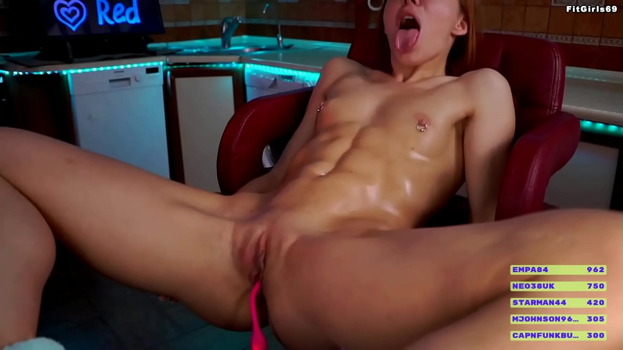 Teen girl with abs porn